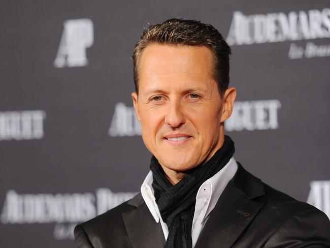 Michael Schumacher, seen here in 2012, was transferred in June from a hospital in France to a hospital in Switzerland, to continue his recovery from a skiing accident. Picture: Jens Kalaene