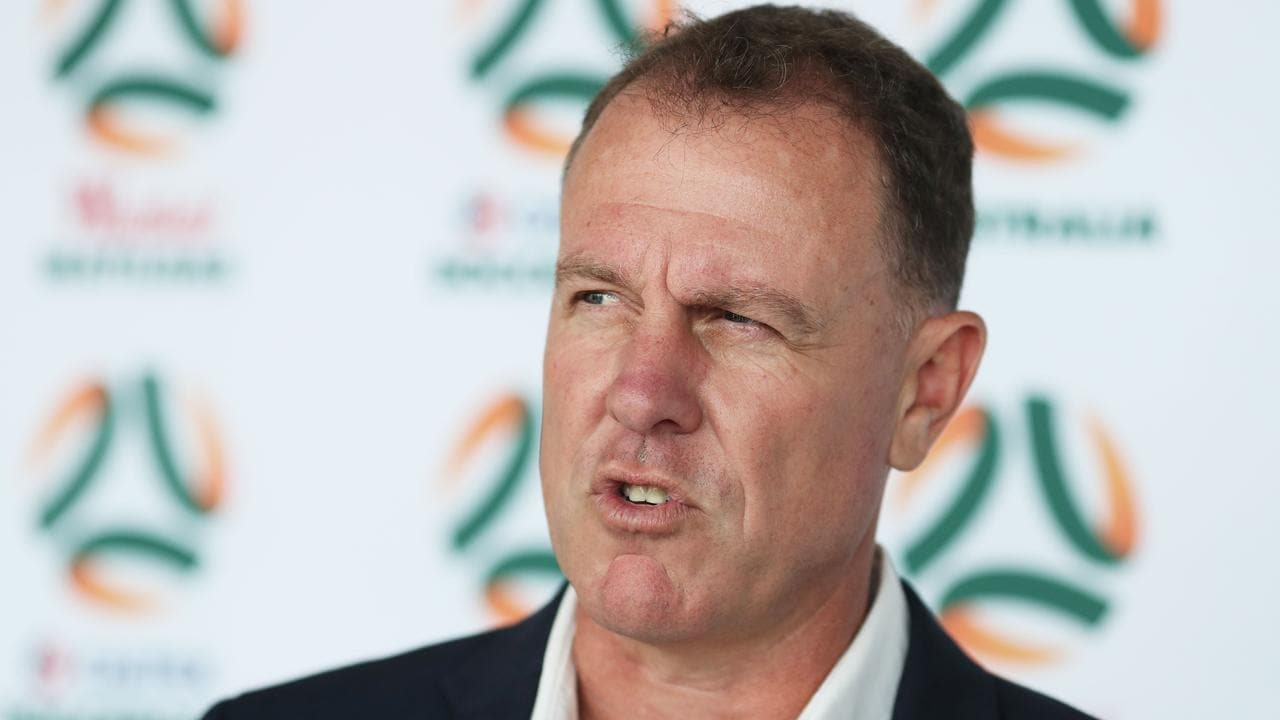 Dumped Matildas coach Alen Stajcic hasn't faced the media since his sacking, on the advice of his lawyers.