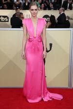 Actor Samara Weaving attends the 24th Annual Screen Actors Guild Awards at The Shrine Auditorium on January 21, 2018 in Los Angeles, California. Picture: Frederick M. Brown/Getty Images