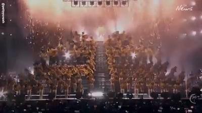 Beyonce's killer opening at Coachella
