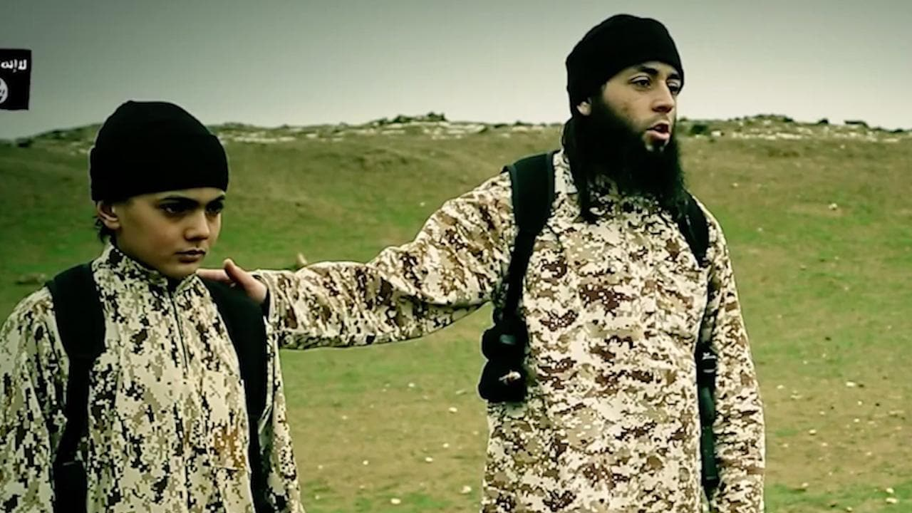 Islamic State's New Weapon in Its War Against The West: Children