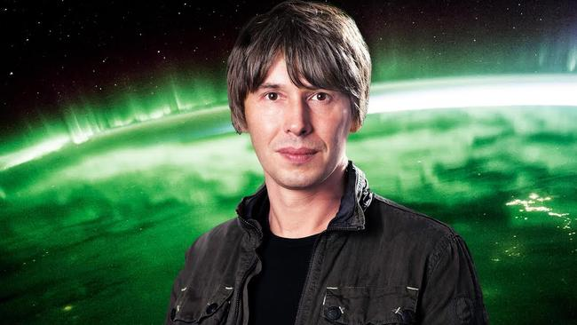 Brian Cox hosted the Stargazing Live show on the ABC.