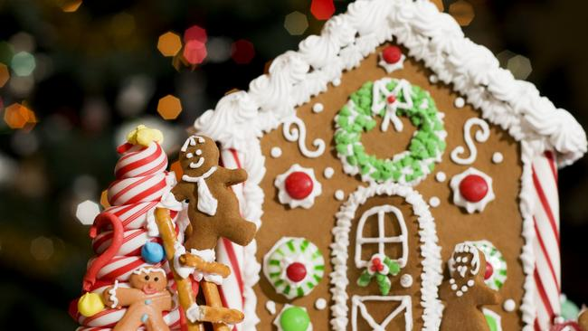 Learn how to make a gingerbread house in time for Christmas Day. Picture: istock