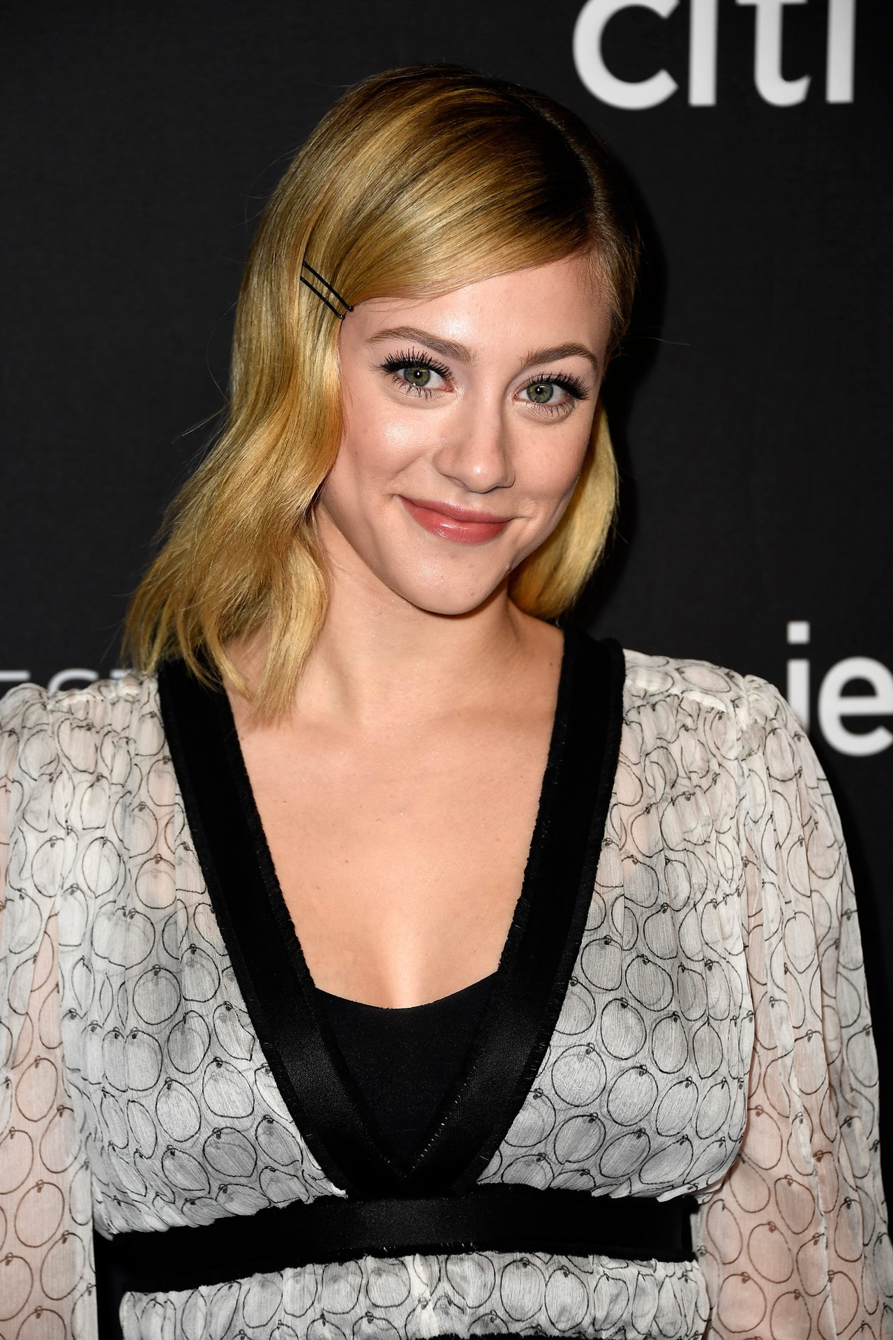 Lili Reinhart isn't afraid to show off her cystic acne