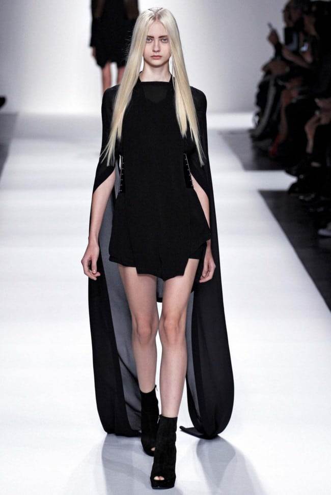 Ann Demeulemeester Ready-to-Wear S/S 2013