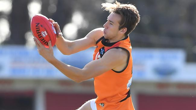 AFL Draft 2017: Noah Balta among this year's most versatile players after training with John Barnes