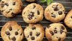 Balanced Choc Chip Cookies by Melissa Eaton