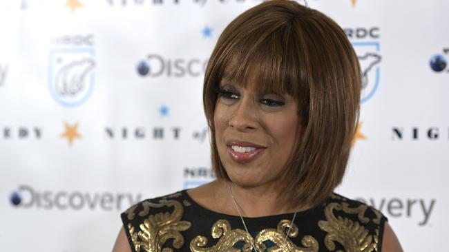 Gayle King. Picture: Roy Rochlin.