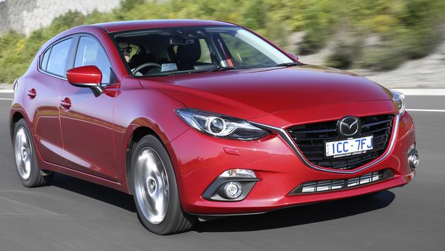 Mazda3 XD Astina 2014: Smart hatch styling but diesel version is a rarity