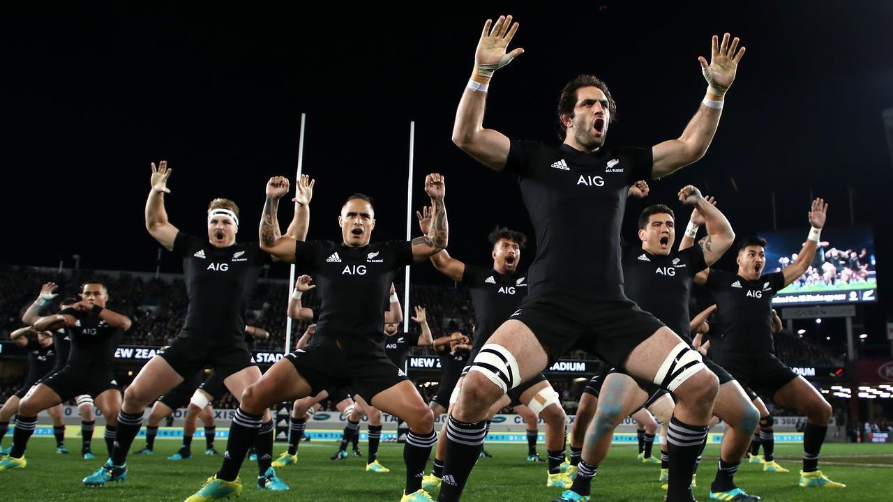 Nick Frost says All Blacks great Sam Whitelock helped focus his attention on detail.