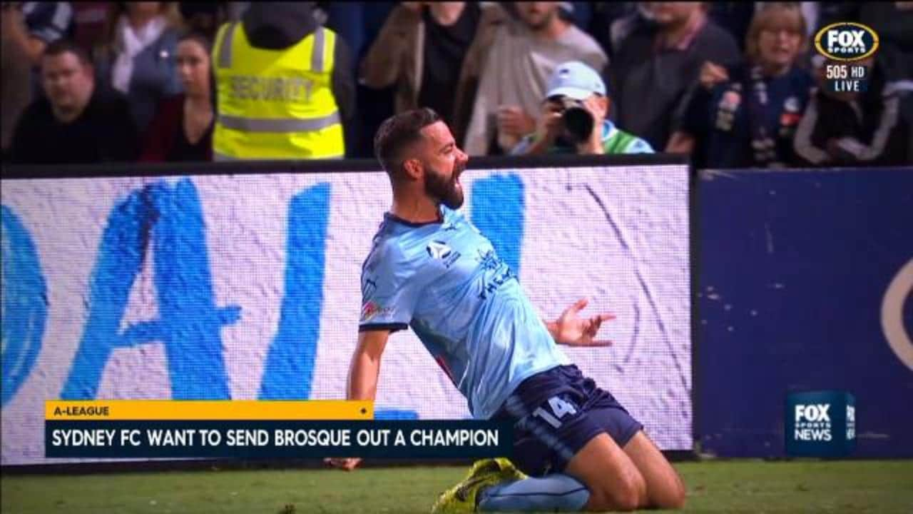 Sydney's debt to Brosque