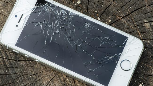 mobile crack screen repair