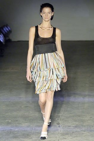 Jonathan Saunders Ready-to-Wear Spring/Summer 2006
