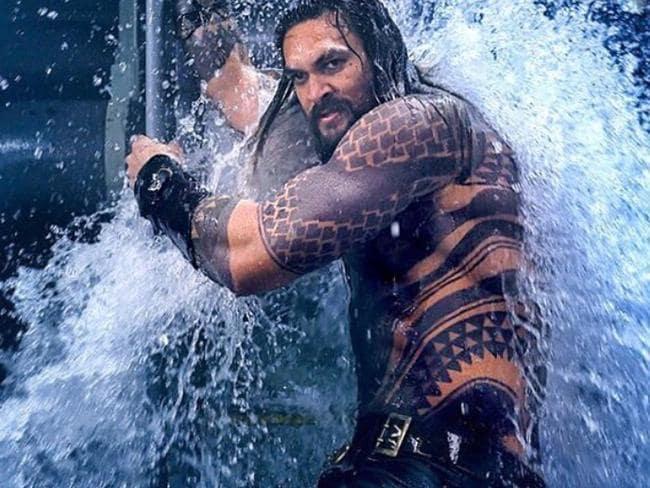 Jason Momoa as Arthur Curry, aka Aquaman, was at the centre of a social media uproar over an on-set prank last week.