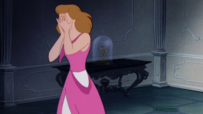 Come on guys, the Disney version was harsh enough! Photo: Cinderella
