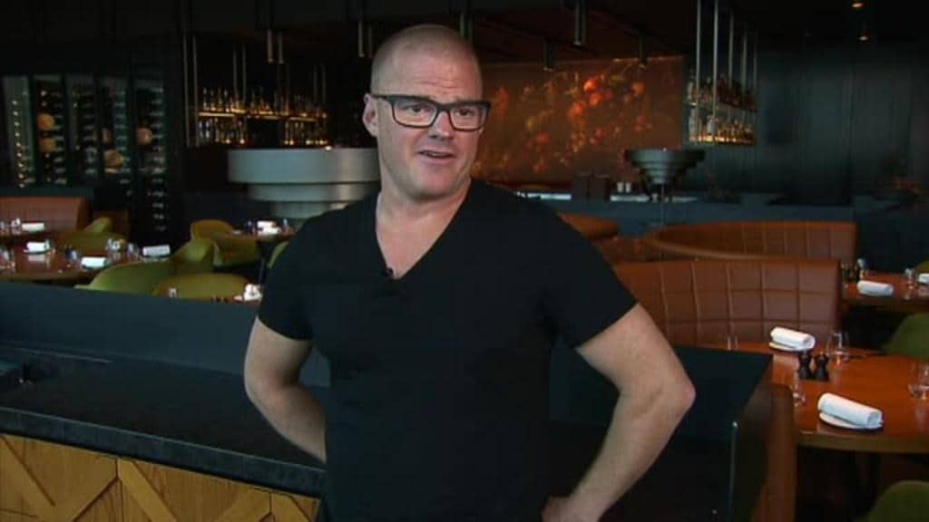 Five quick questions for Heston