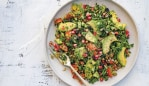 Try this salad that's packed with libido-boosting ingredients. Image: Supplied. Healthy Hormones by Belinda Kirkpatrick and Ainsley Johnstone (Murdoch Books, $35).