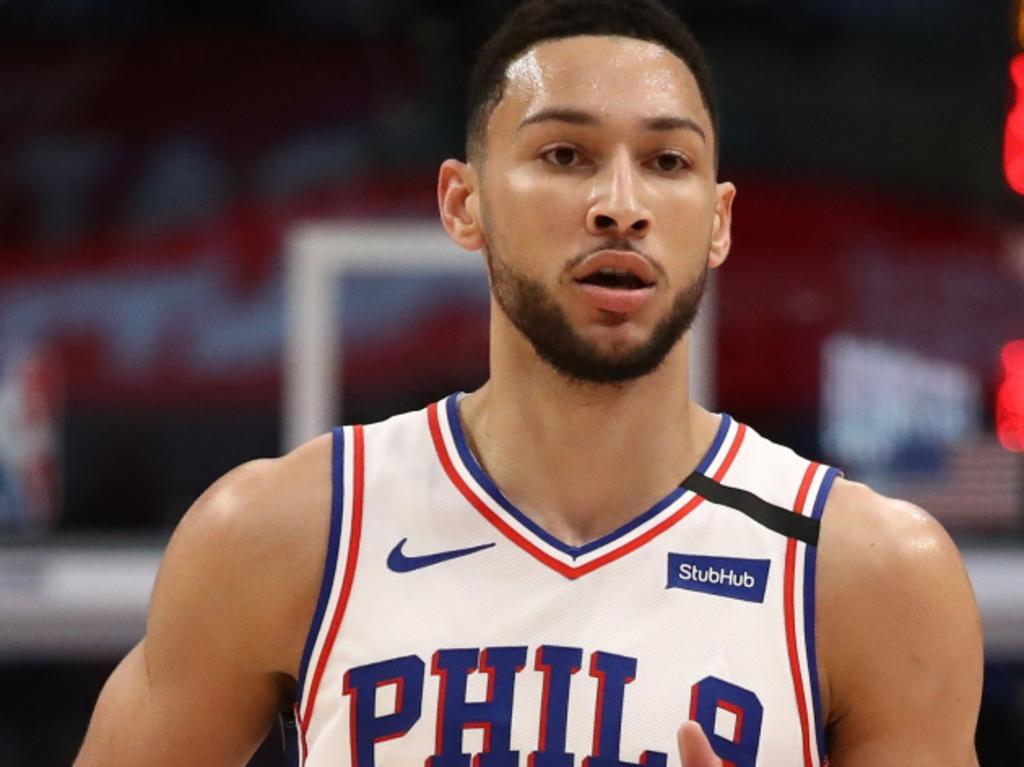 Simmons has been hot; Delly has not.