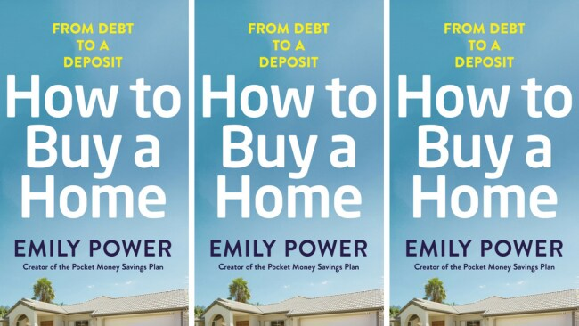 'How To Buy A Home' by Emily Power. Photo: Supplied