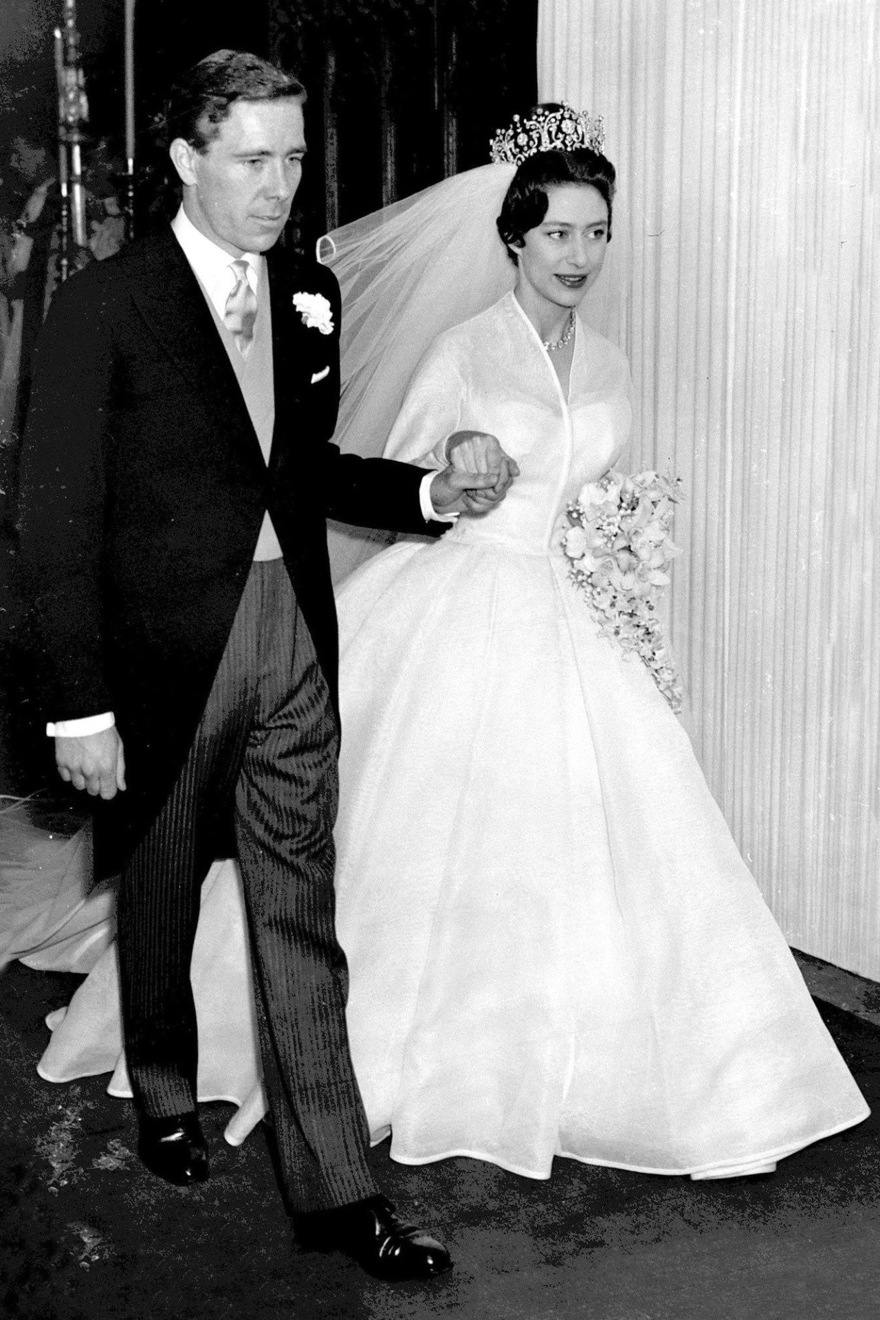 Five royal brides whose fathers didn't walk them down the aisle