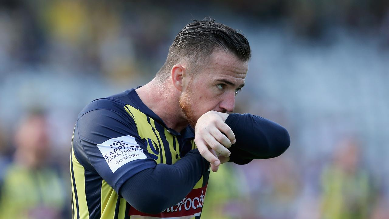 Ross McCormack has walked out on Aston Villa