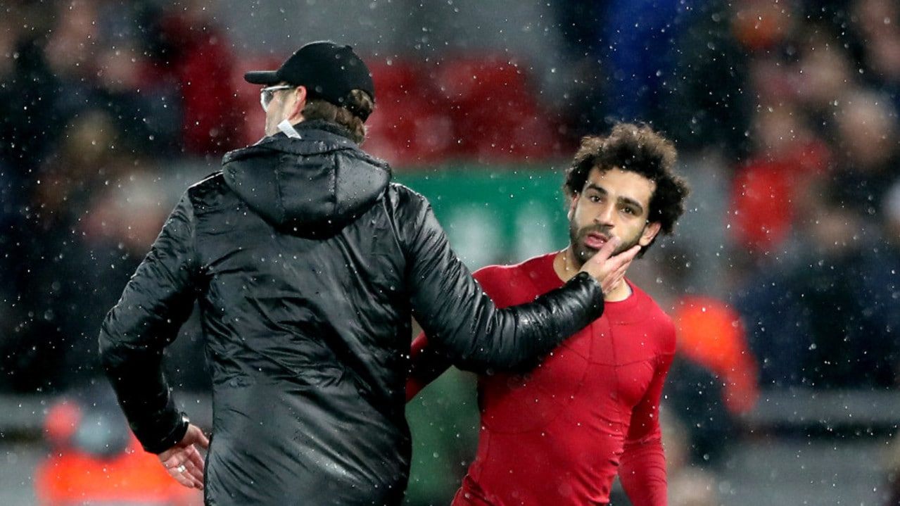 Jurgen Klopp and Mo Salah 'no longer get on' according to reports