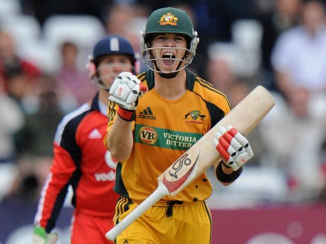 Tim Paine has been recalled to the Australian ODI team.