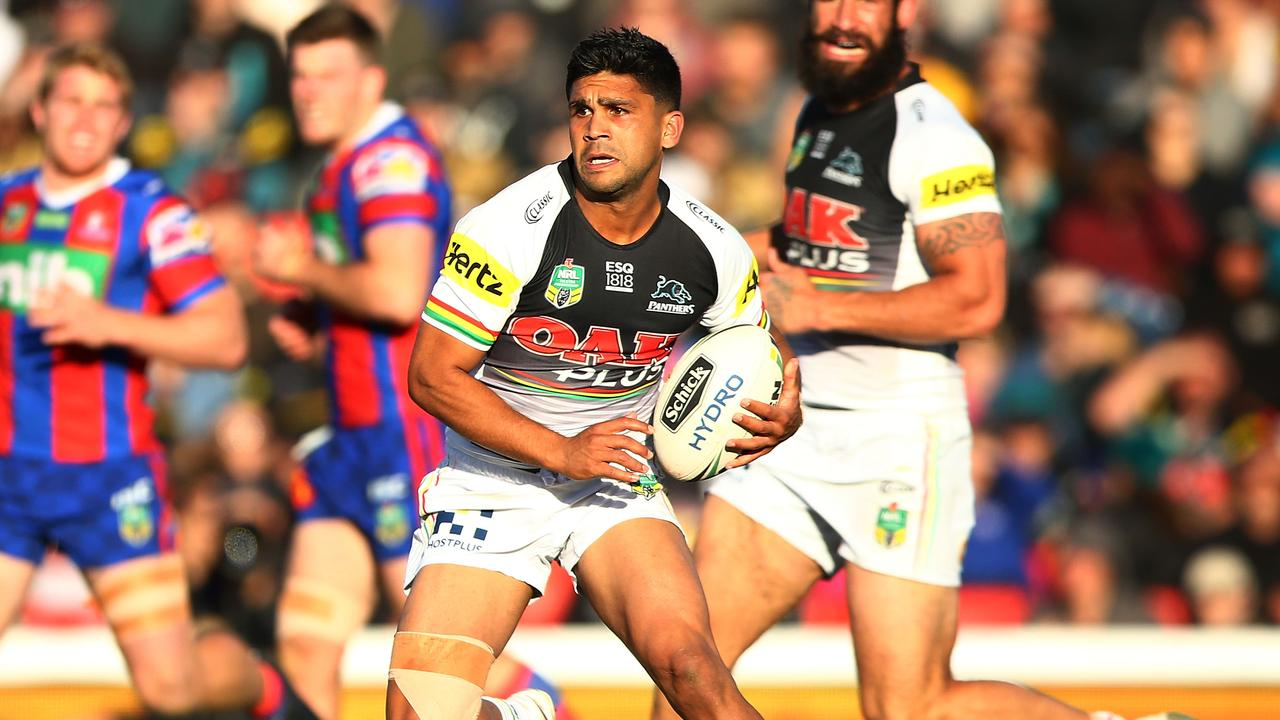 Tyrone Peachey has been moved for their big clash with the Warriors. (Photo by Matt Blyth/Getty Images)