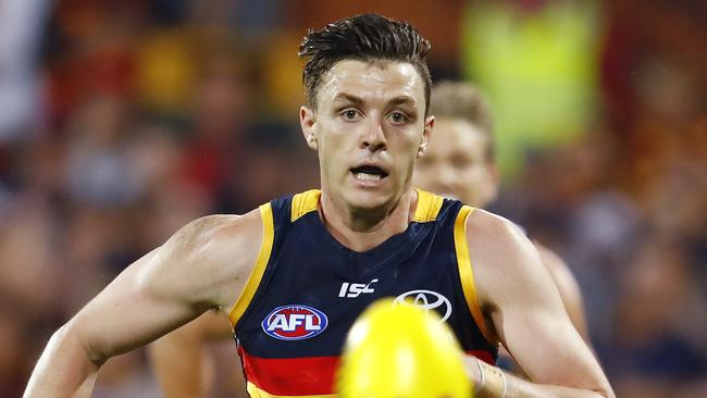 Jake Lever requested a trade back home to Melbourne. Picture: Michael Klein