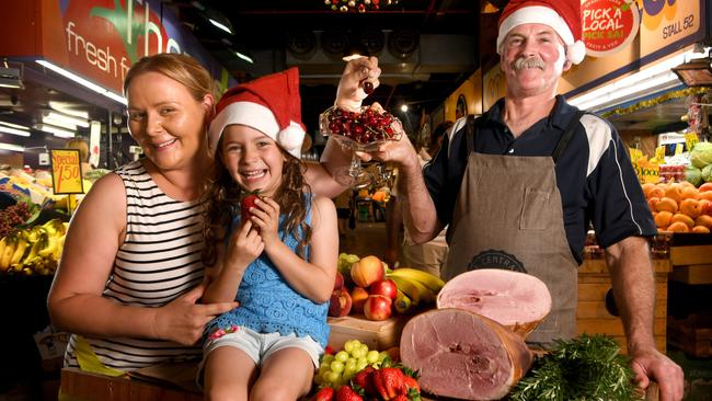 Trading Christmas.Christmas Trading Adelaide Central Market Will Open On