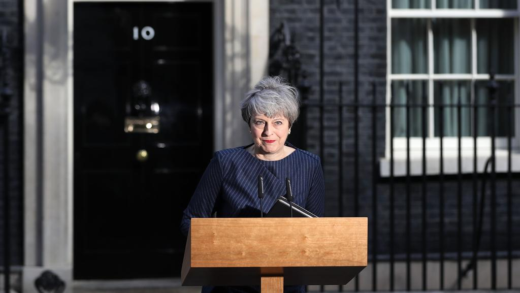 British Prime Minister Theresa May has called a shock snap election