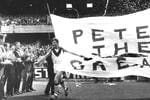 In 1970 the Brownlow Medal winner got his own banner on Grand Final day.