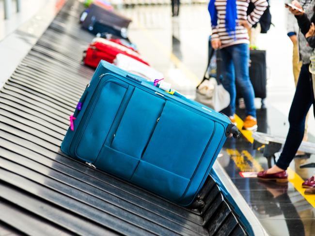 Putting your home address on your suitcase is seen by some experts as a security threat.