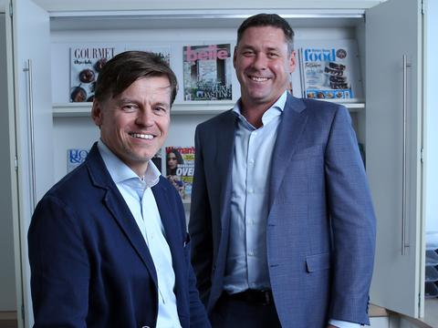 New Bauer CEO and COO - Media Section