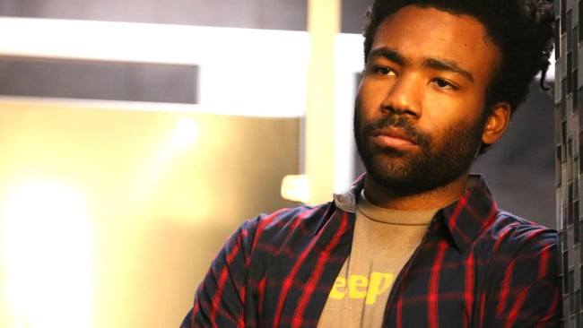 Quadruple threat, Donald Glover — actor, writer, director and producer
