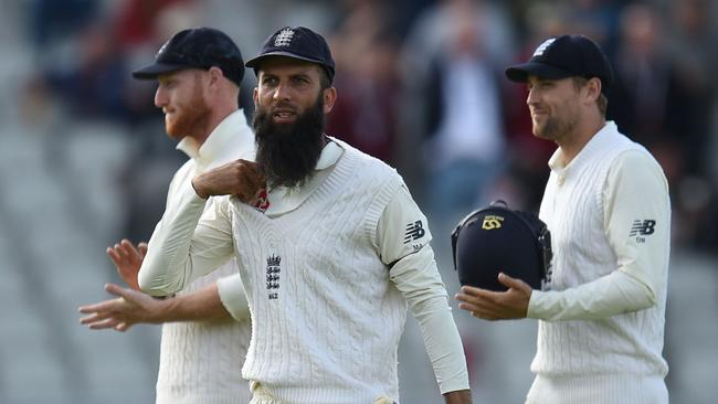 England's Moeen Ali is a man on the rise.