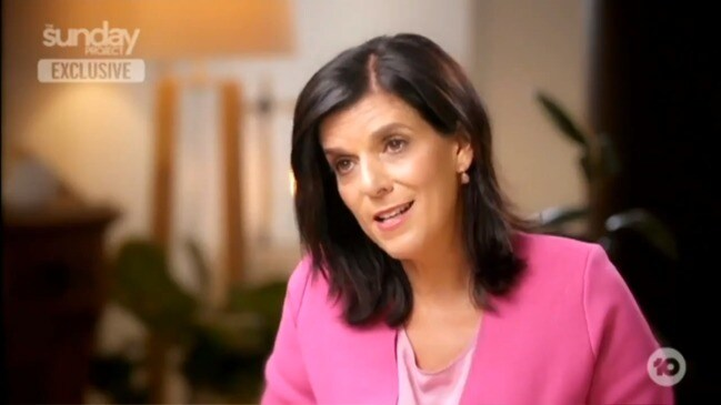 "Julia Banks urged to ""name and shame"" her bullies (The Project)"