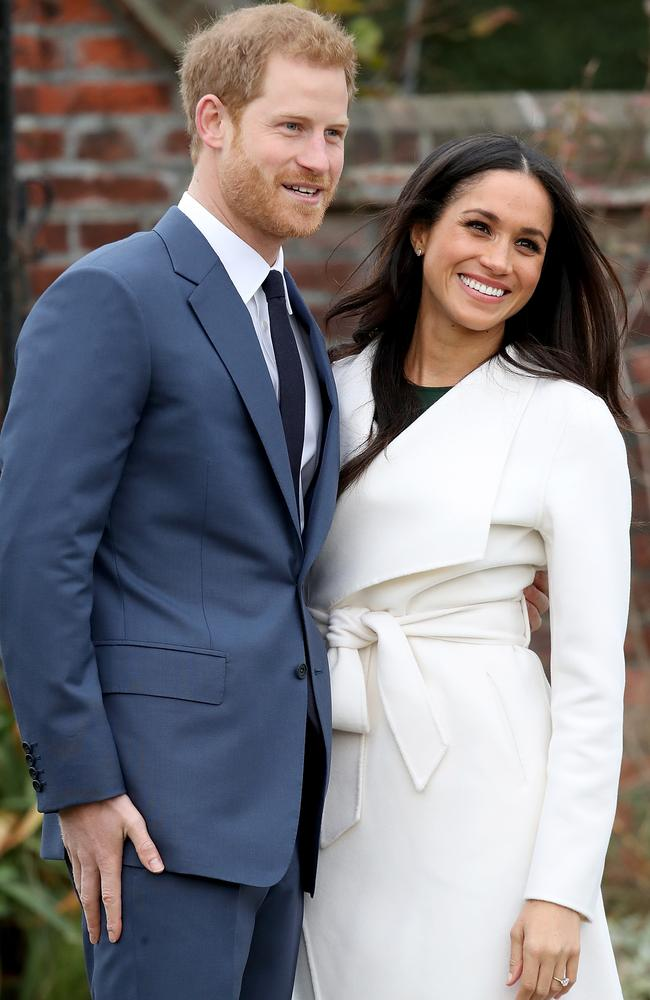 The couple made their first official appearance together in September. Picture: Chris Jackson/Getty Images