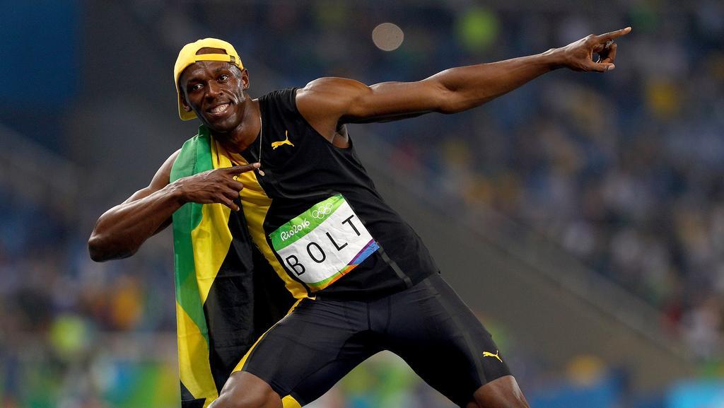 Usain Bolts Lightning Bolt Celebration Doesnt Mean What You