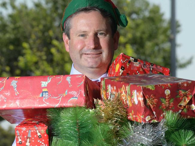 Most people surveyed said they received at least three unwanted gifts for Christmas every year. Picture: Simon Bullard.