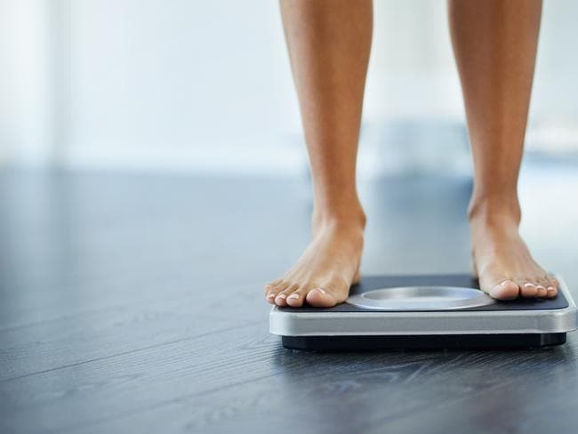 Gaining weight can be a big hit to your self-esteem. Picture: iStock