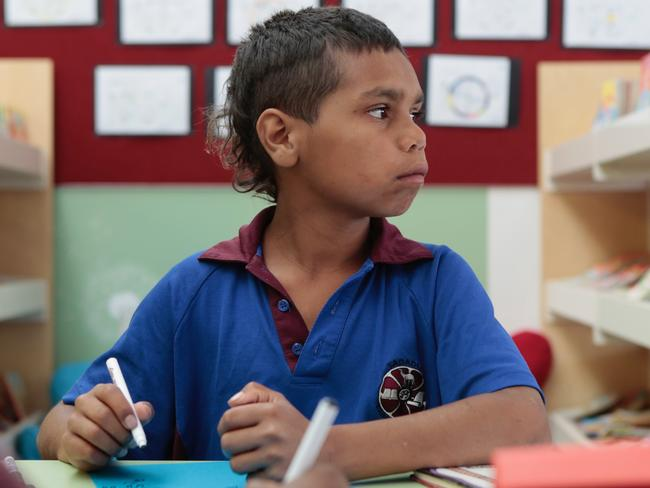 Dujuan became disinterested in school. Picture: Closer Productions