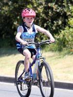 2019 Primary Schools Triathlon Challenge at Devonport, Grades 3 and 4. PICTURE CHRIS KIDD