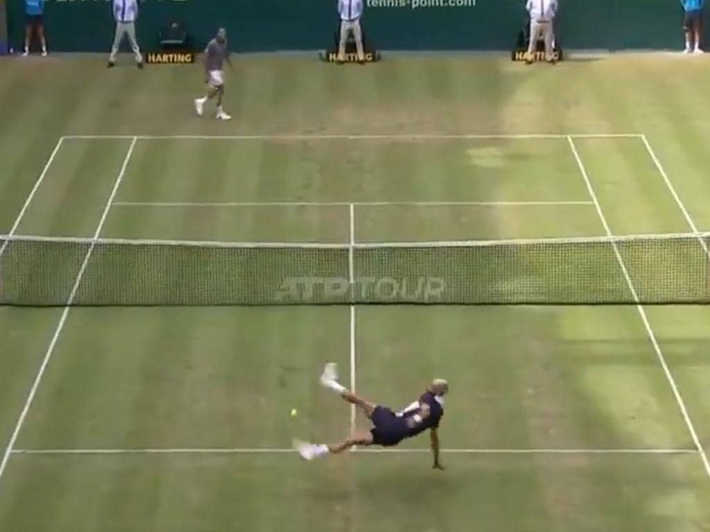 Jo-Wilfried Tsonga and Benoit Paire have skills.
