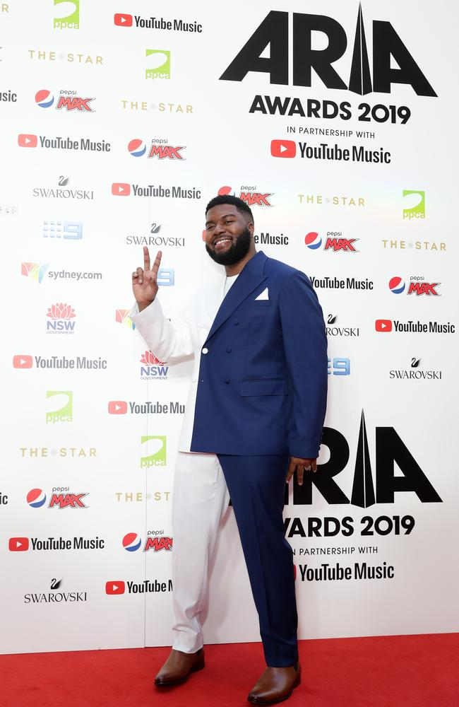 Khalid. Picture: Getty