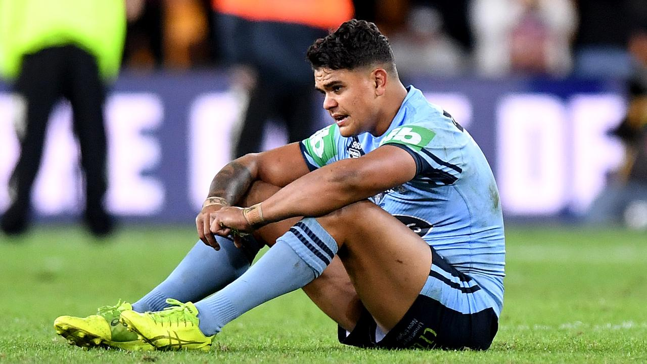Latrell Mitchell has been cut from the team.