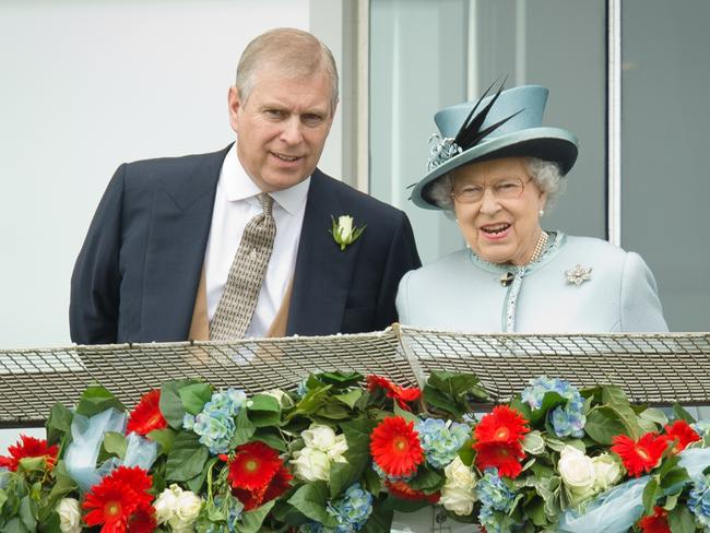 The Queen's favourite son has brought her to the brink of an unprecedented crisis. Picture: Leon Neal/AFP