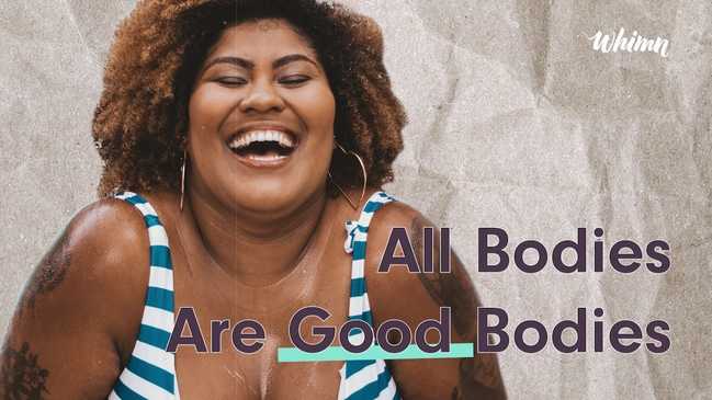 Body Positivity: All Bodies Are Good Bodies