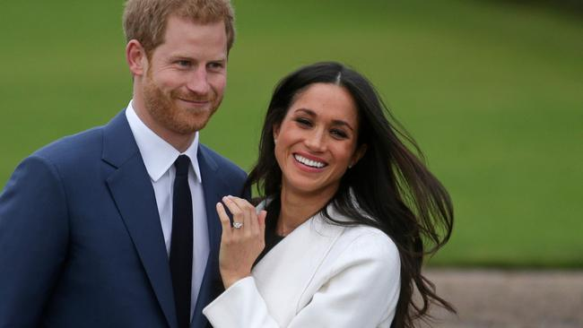As private citizens, Harry and Meghan are free to earn as much money as they can. Picture: AFP