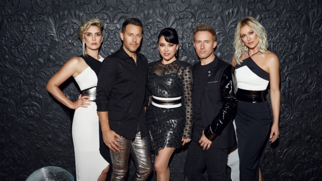 90s British pop group Steps will also be touring. Image: Supplied